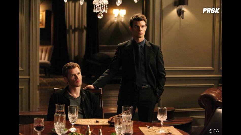 Vampire Diaries saison 3 : Klaus et Elijah de nouveau associés