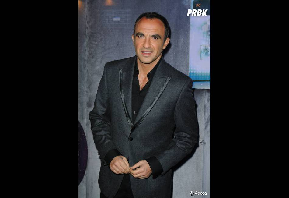 Nikos Aliagas présente les NRJ Music Awards 2012