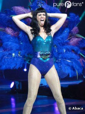 Katy Perry, en concert