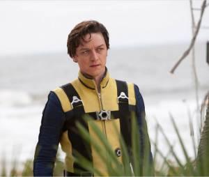 James McAvoy joue Xavier dans X-Men le commencement