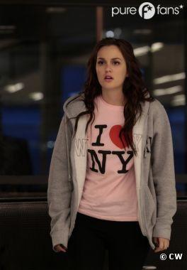 Blair dans l'épisode 14 de la saison 5 de Gossip Girl