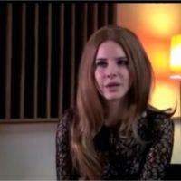 """Lana Del Rey :  """"I F***ing love Eminem"""" (VIDEO)"""