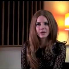 "Lana Del Rey :  ""I F***ing love Eminem"" (VIDEO)"
