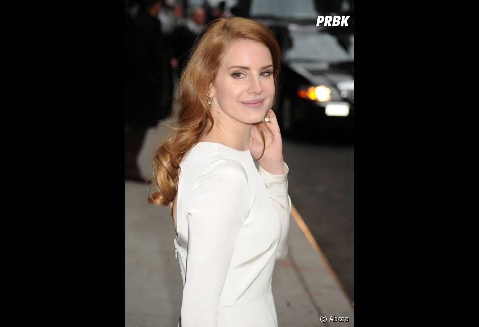 Lana Del Rey à New York