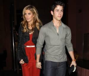 Delta Goodrem et son amoureux Nick Jonas