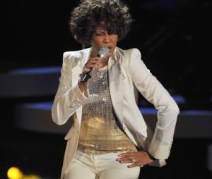 Whitney Houston au top