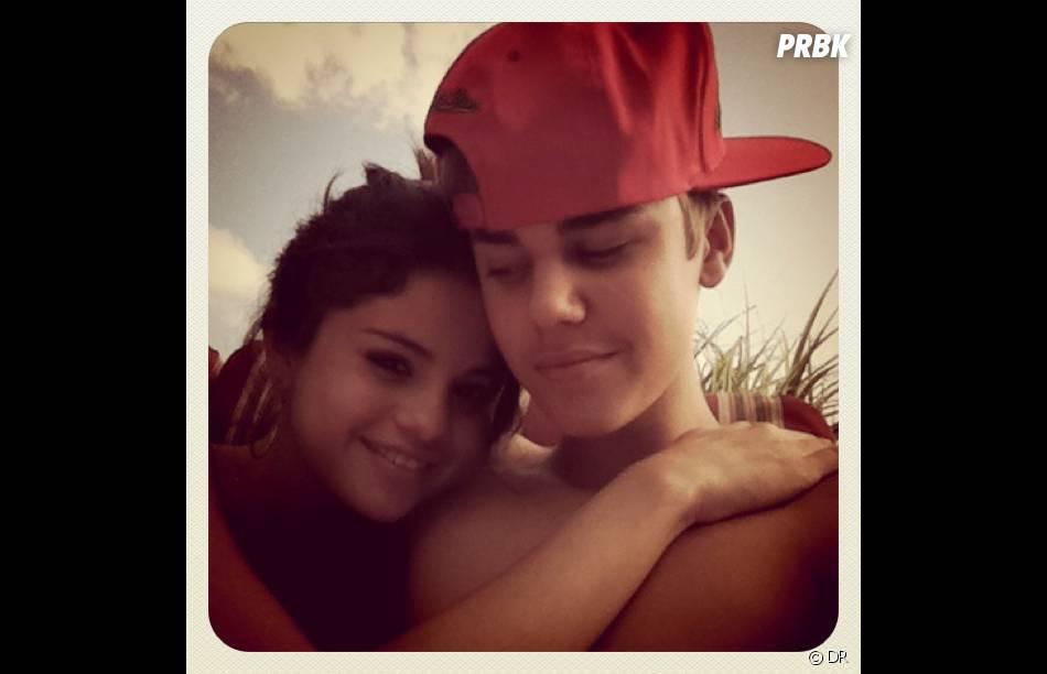 Souvenir de vacances pour Selena Gomez et Justin Bieber