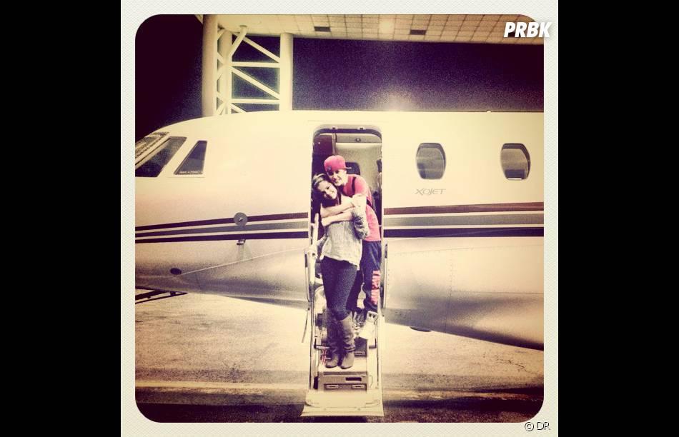 Justin Bieber emmène Selena Gomez dans les plus beaux endroits du monde et toujours... en jet privé !