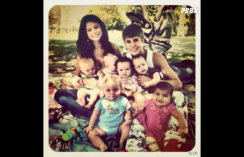 Justin Bieber a déclaré vouloir être marié et papa avant ses 25 ans. Est-ce que Selena Gomez pense la même chose ?