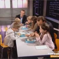Top Chef 2012 en mode cantine et cour de récré ! (VIDEO)