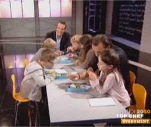 Top Chef 2012 invite des enfants en jurés