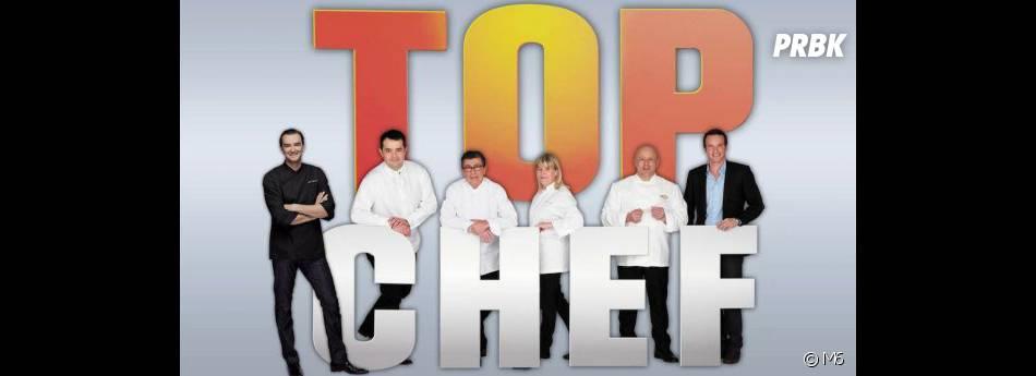 Top Chef 2012, c'est tous les lundis sur M6
