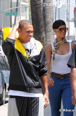 Rihanna et Chris Brown à la belle époque, avant le drame