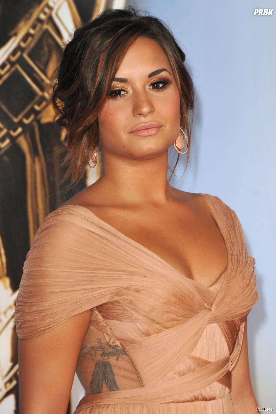 Demi Lovato a longtemps caché ses problèmes