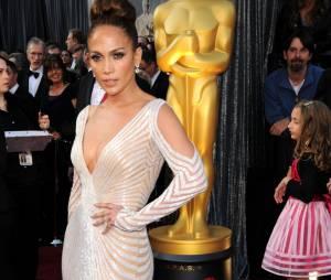 Jennifer Lopez et sa robe