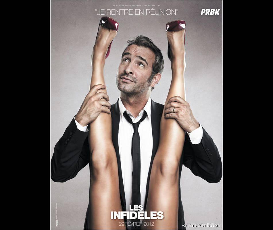Les Infidèles, une des affiches qui avait causé la polémique