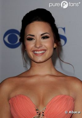 Demi Lovato aux People's Choice Awards 2012