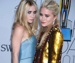 Même pochette pour Ashley et Mary-Kate Olsen , mais pas de la même couleur !