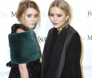 C'est chignon pour les jumelles Olsen !