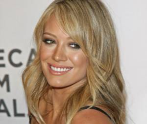 Hilary Duff et son sourire irresistible