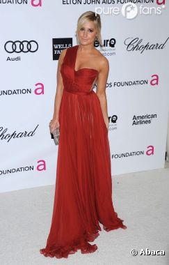 Ashley Tisdale, canon sur le tapis rouge