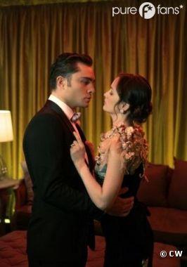 Blair et Chuck bientôt réunis dans Gossip Girl ?
