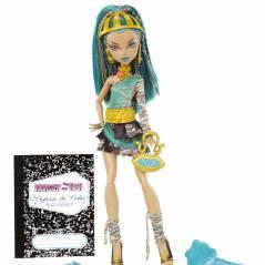 Monster High : découvrez les trois nouvelles stars du lycée !
