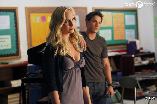 Caroline va bientôt retrouver Tyler dans Vampire Diaries !
