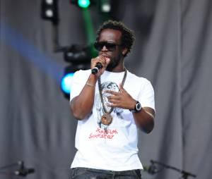 Youssoupha sur scène