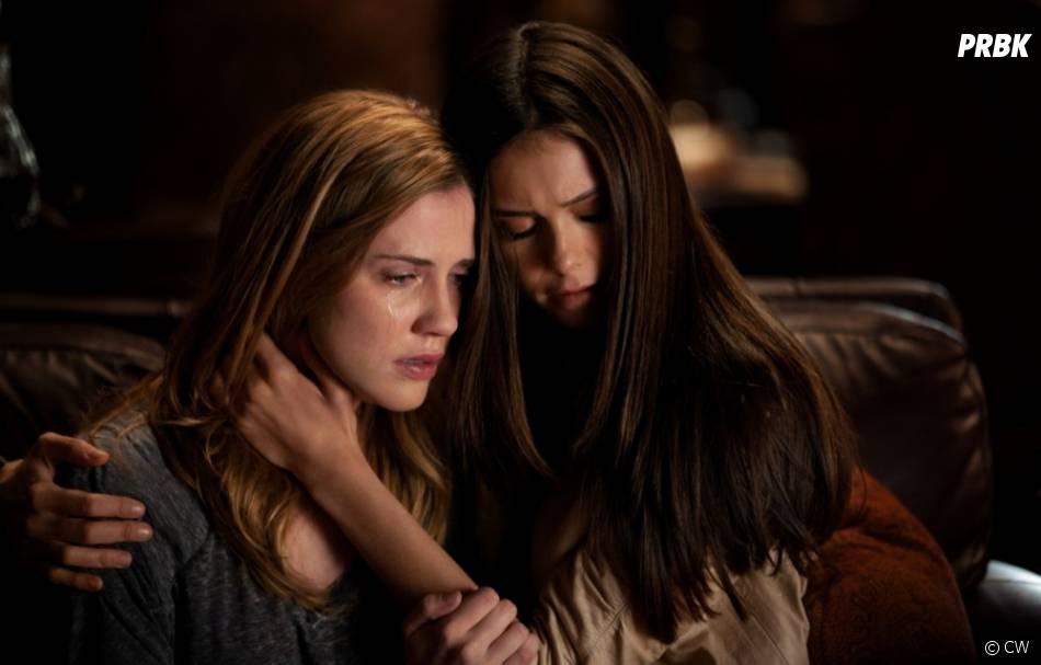 Jenna et Elena dans la saison 2