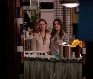 Brooke et Haley dans l'épisode final de la série Les Frères Scott