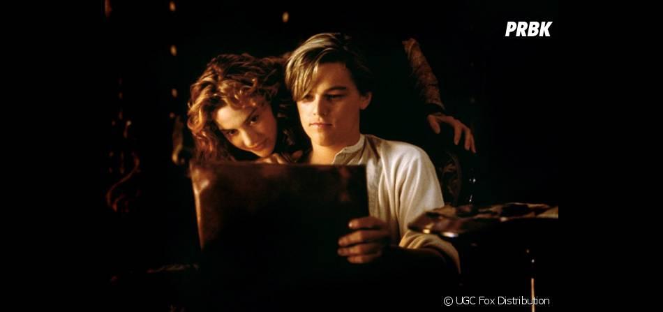 Leonardo Dicaprio et Kate Winslet trop mignons ensemble