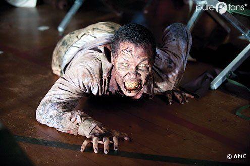 Les zombies repartent en tournage en mai 2012