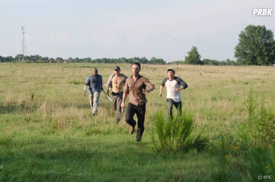 La saison 3 de Walking Dead promet d'être super !