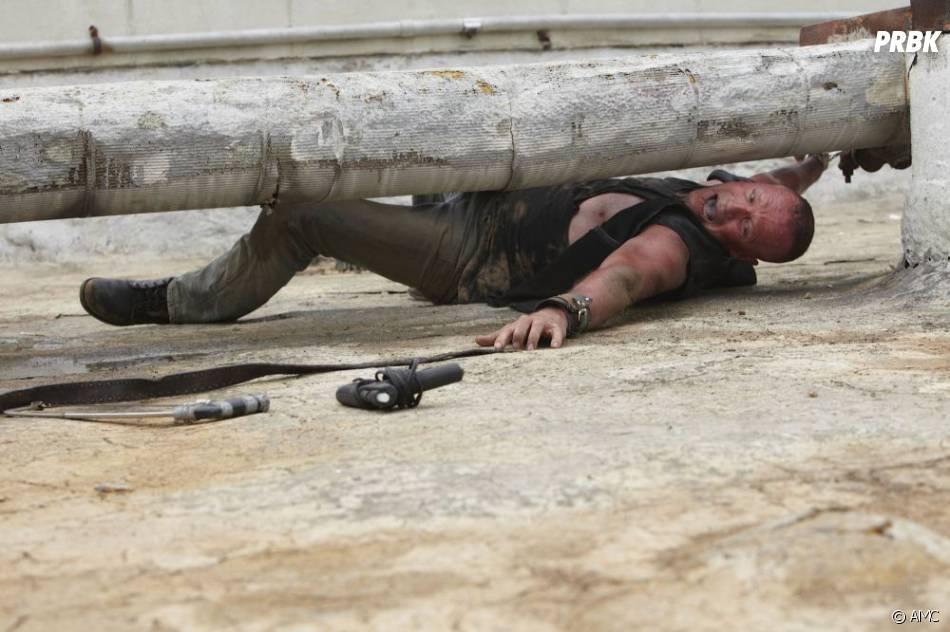 Merle bientôt de retour dans Walking Dead