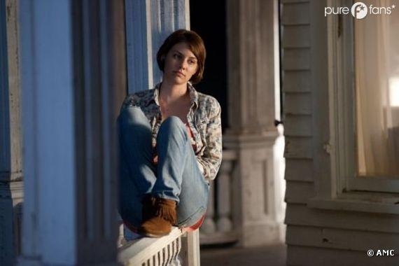 Lauren Cohan (Rose dans Vampire Diaries) devient régulière dans Walking Dead