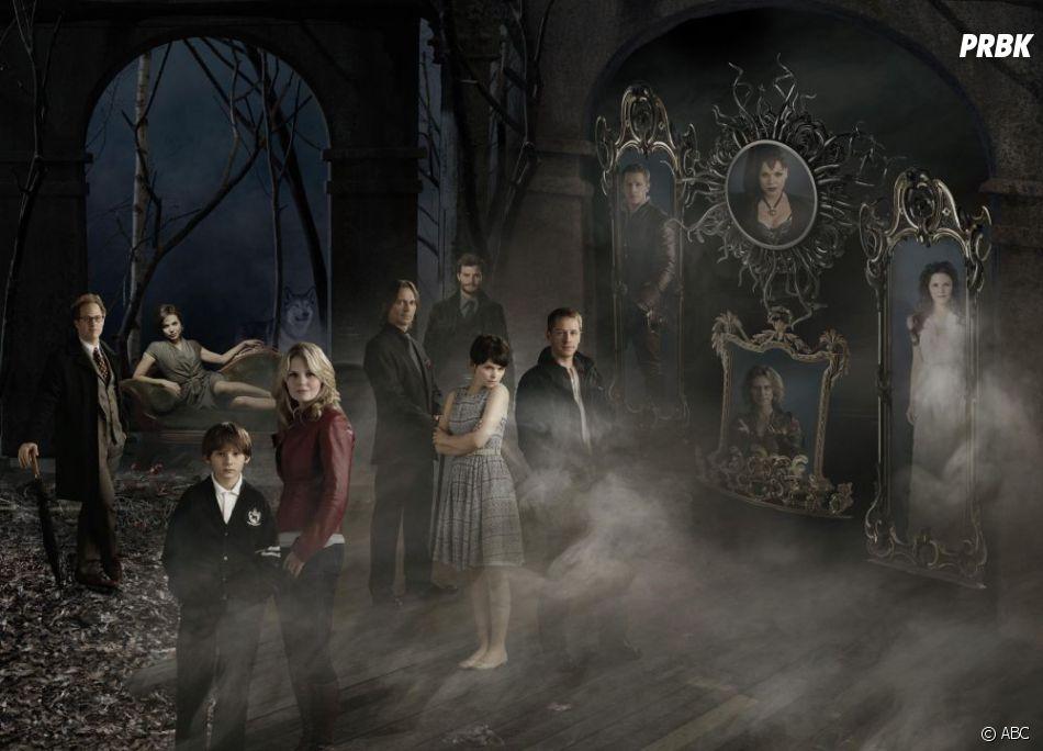 Once Upon a Time, la série d'ABC, bientôt programmée en France
