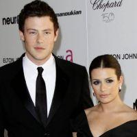 Lea Michele et Cory Monteith en couple ! Un bisou torride à Coachella !