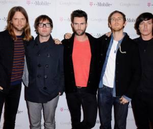 Maroon 5 revient avec un nouveau tube !