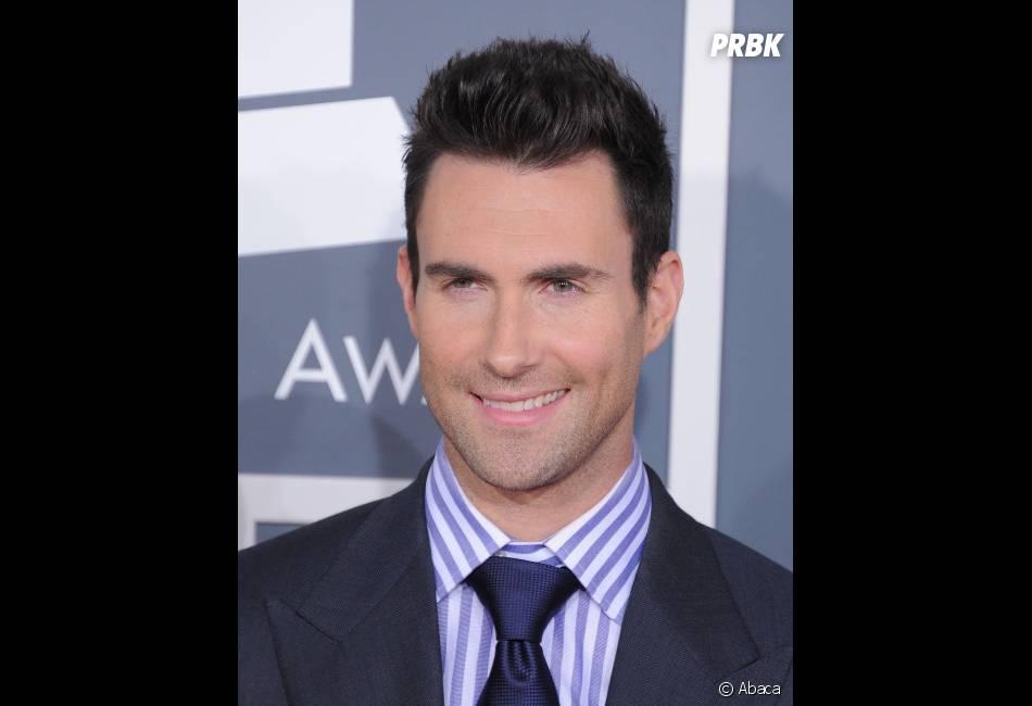 Adam Levine, toujours au sexy !