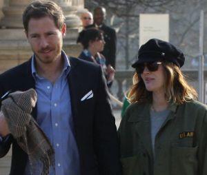 Drew Barrymore et son futur époux Will Kopelman