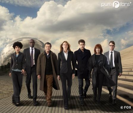 Fringe aura une saison 5 sur FOX !