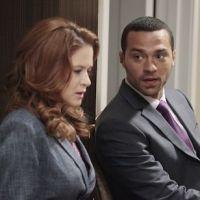 Grey's Anatomy saison 8 : un futur pour April et Jackson ? (SPOILER)