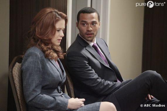 April et Jackson peuvent-ils se mettre en couple ?