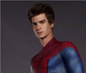 Andrew Garfield reprend le rôle de l'homme araignée