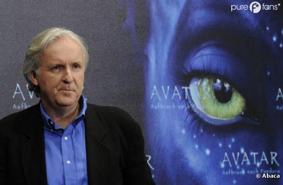 James Cameron ne pense plus qu'à Avatar