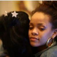 Rihanna : gros câlin avec Katy Perry dans son docu sur Talk That Talk (VIDEO)