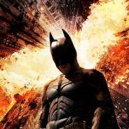 The Dark Knight Rises : Batman s'enflamme sur la nouvelle affiche (PHOTO)
