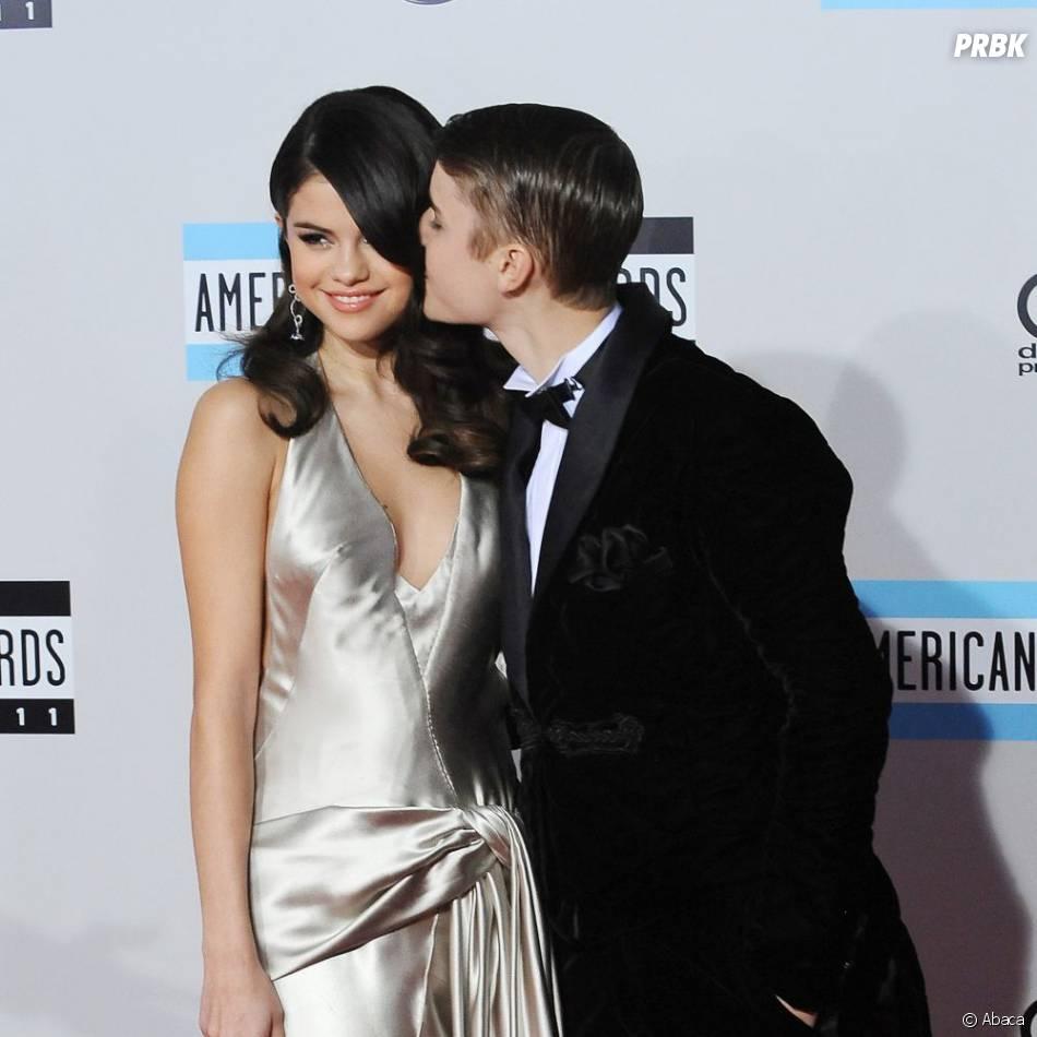 Selena Gomez préfère les bisous de son baby Bieber