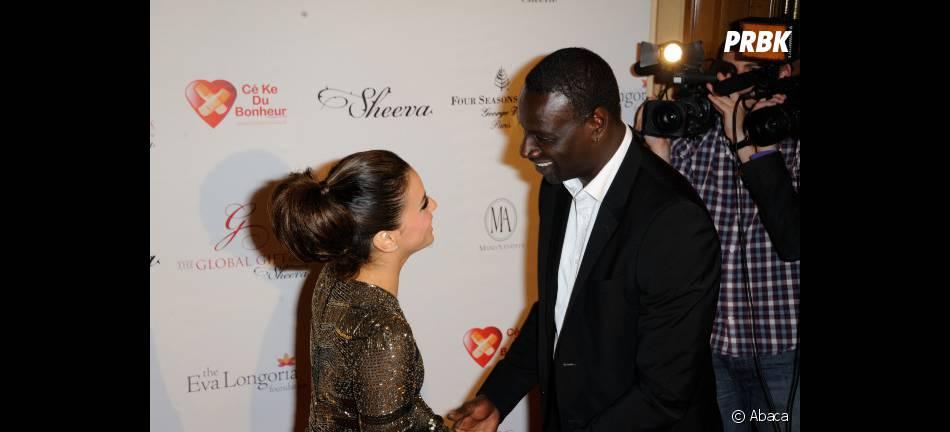 Le courant est bien passé entre Eva Longoria et Omar Sy